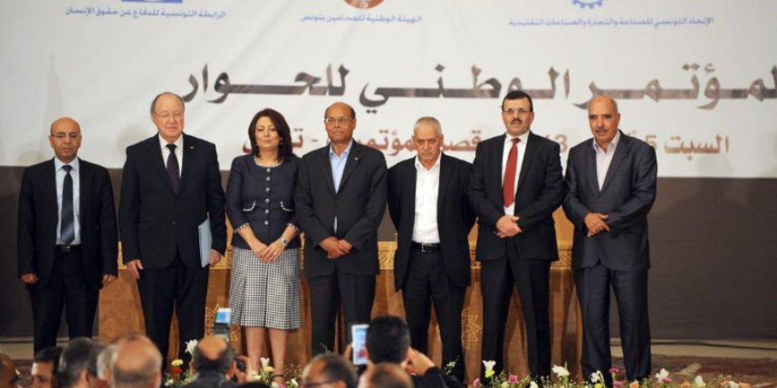 Su papel más importante fue participar en la organización de las elecciones de 2014 Foto:AFP