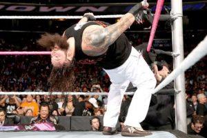 Tambien vendió cuatro mil 900 boletos Foto:WWE