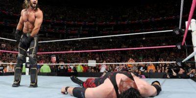 El Campeón Peso Pesado de la WWE promedió cuatro mil 900 entradas vendidas en agosto pasado Foto:WWE
