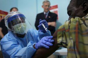 El Ébola afectó a varios países africanos como Liberia, Sierra Leona, Guinea y Nigeria. Foto:Getty Images