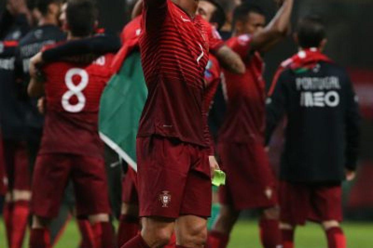 7. Cristiano Ronaldo (Portugal) Foto:Getty Images
