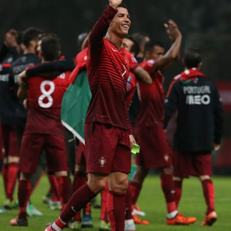 7. Cristiano Ronaldo (Portugal) Foto: Getty Images