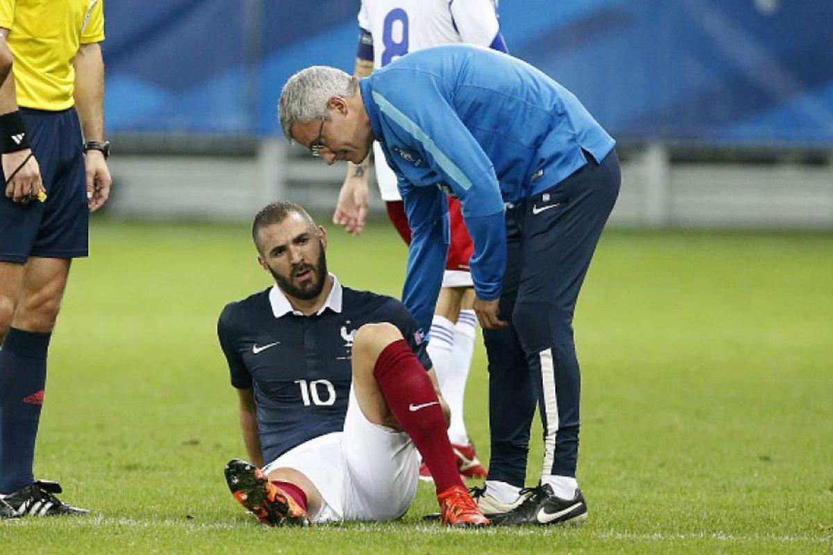2. Karim Benzema (Francia) Foto:Getty Images