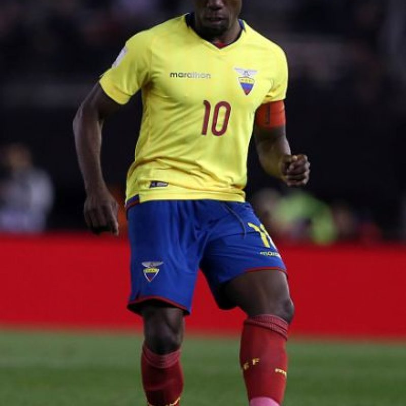 Walter Ayoví (Ecuador) Foto: Getty Images