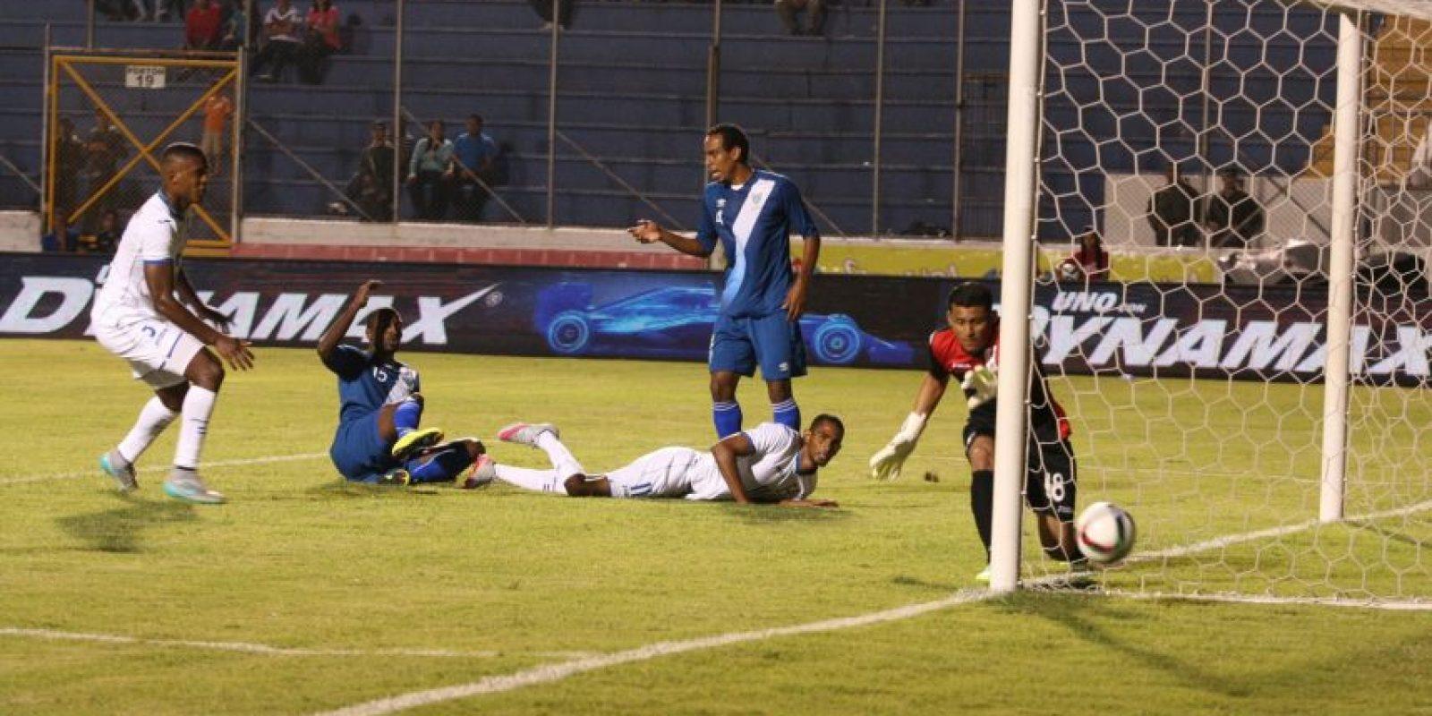 La bicolor consiguió un empate 1-1 en el primero de dos fogueos programados para octubre. Foto:Alex Argueta – Fedefut
