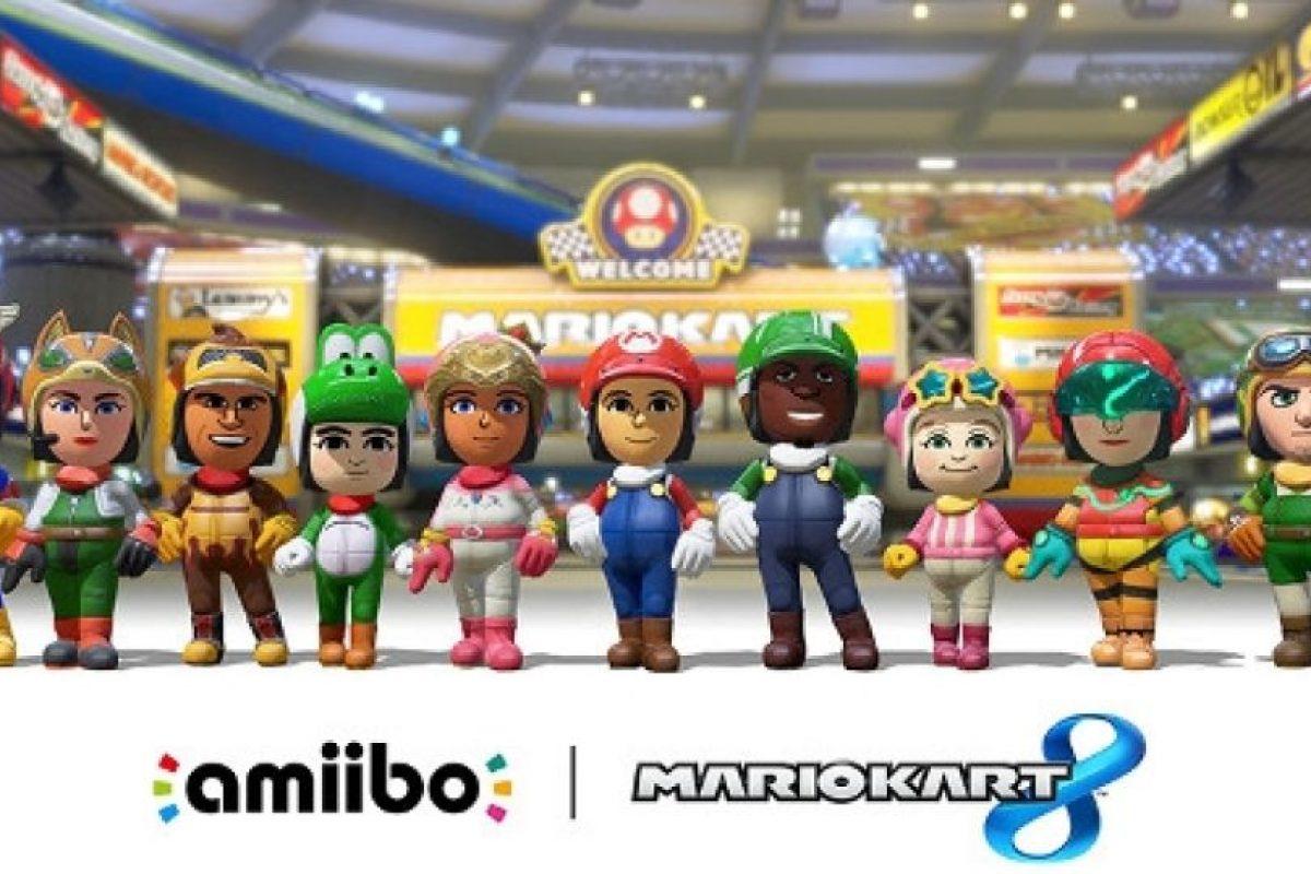 """""""Mario Kart 8"""" para nintendo Wii U (2014) Foto:Nintendo"""