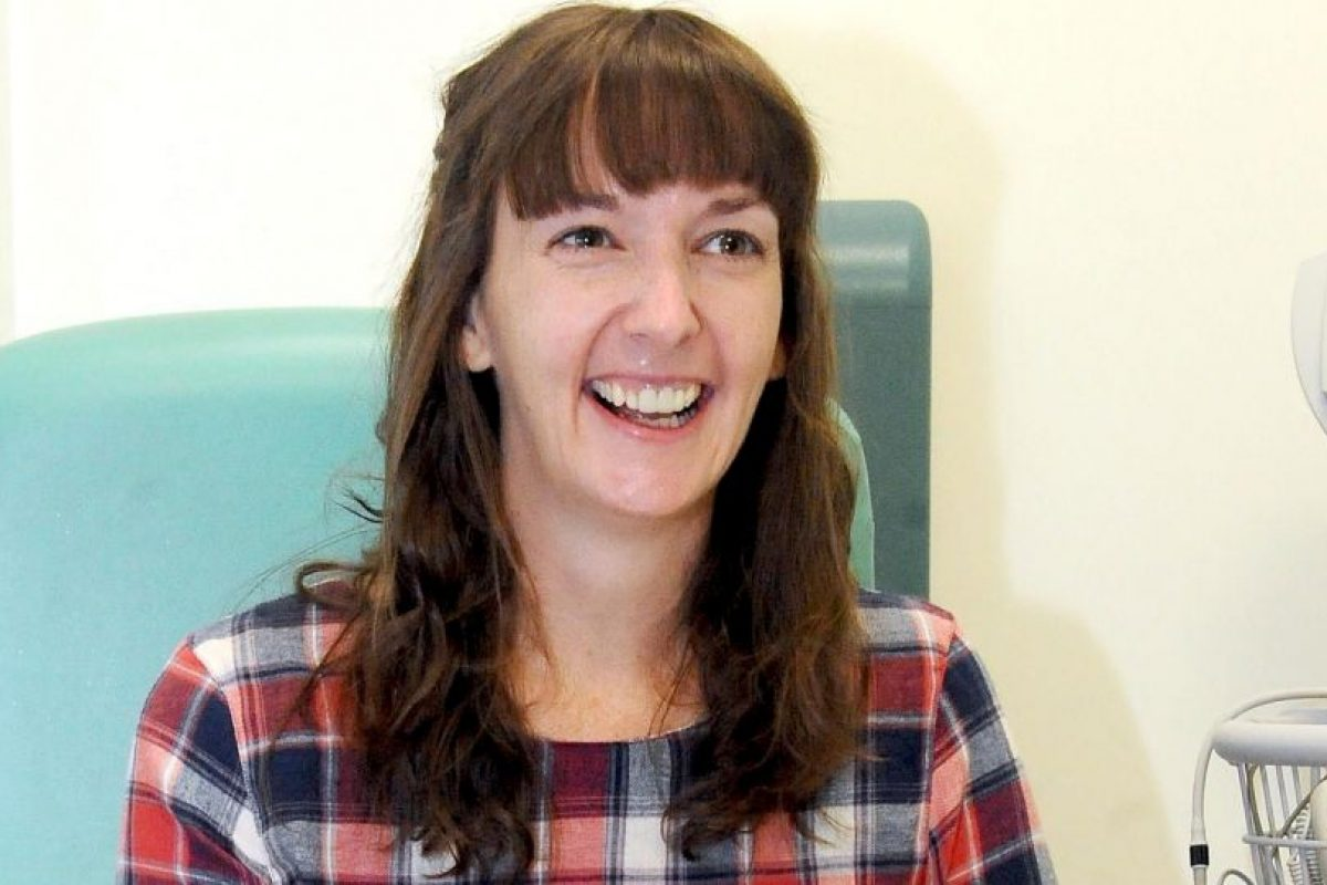 Ahora se encuentra en aislamiento en el hospital El hospital de Reino Unidos, Glasgow y Clyde. Foto:AP