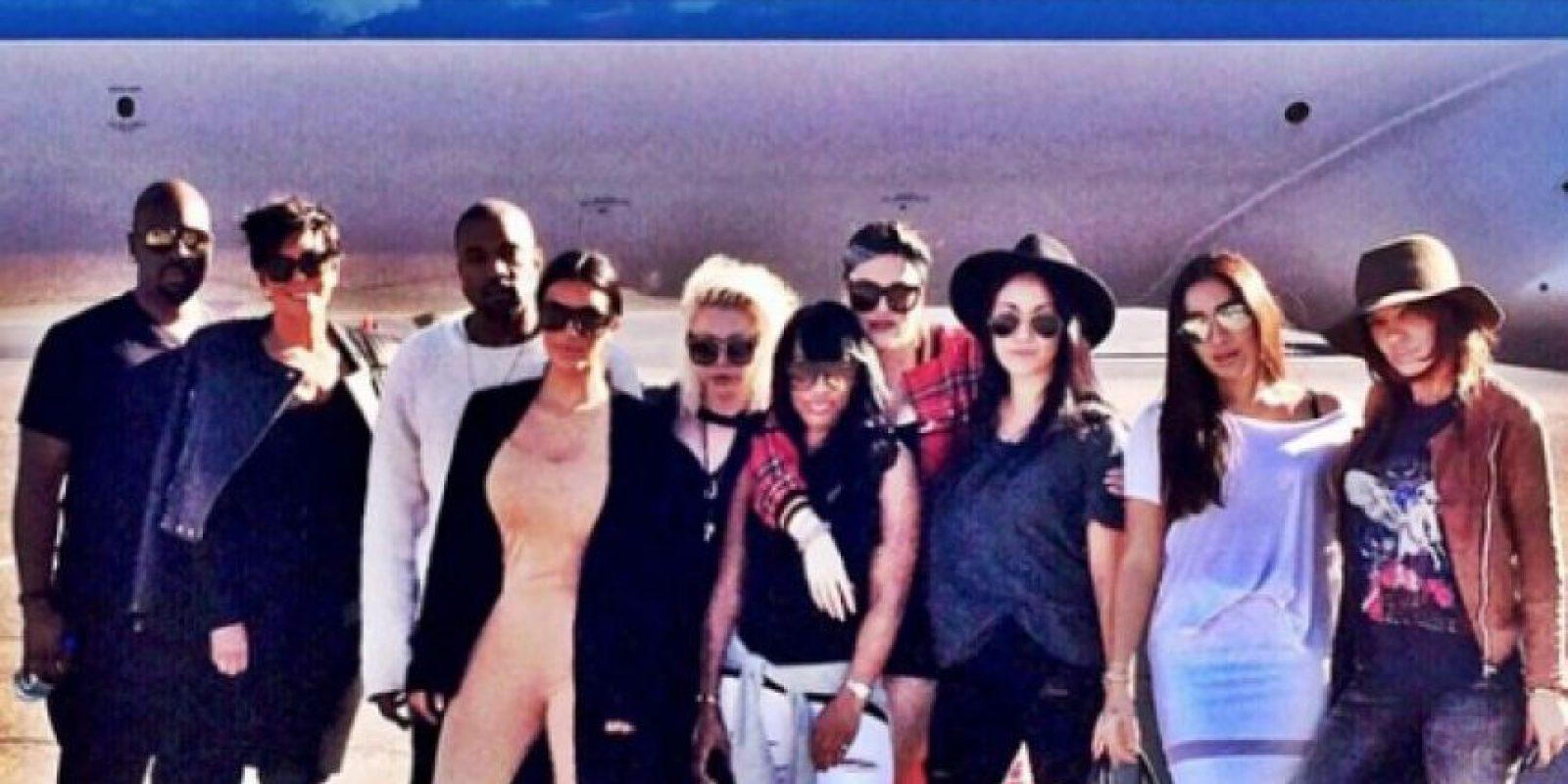 Desde aquel momento, el empresario, que es 25 años menor que la madre de las Kardashian, se ha involucrado en la vida de la familia Kardashian. Foto:vía instagram.com/krisjenner