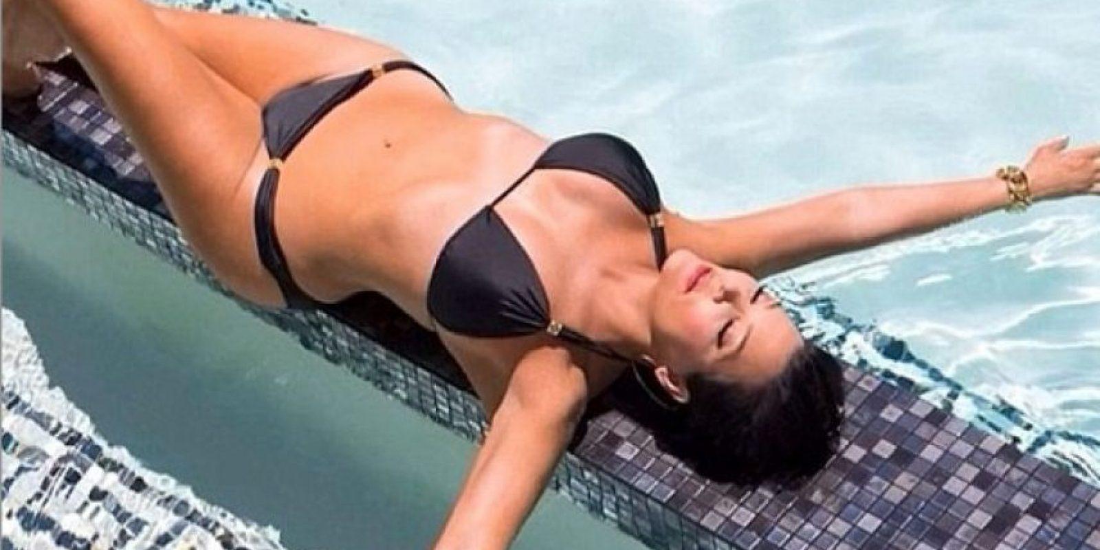 Kris Jenner es la madre de las hermanas Kardashian-Jenner Foto:vía instagram.com/krisjenner