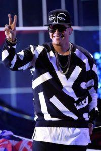 """El famoso Daddy Yankee ganó el premio a """"Canción Favorita Urbana"""". Foto:Getty Images"""
