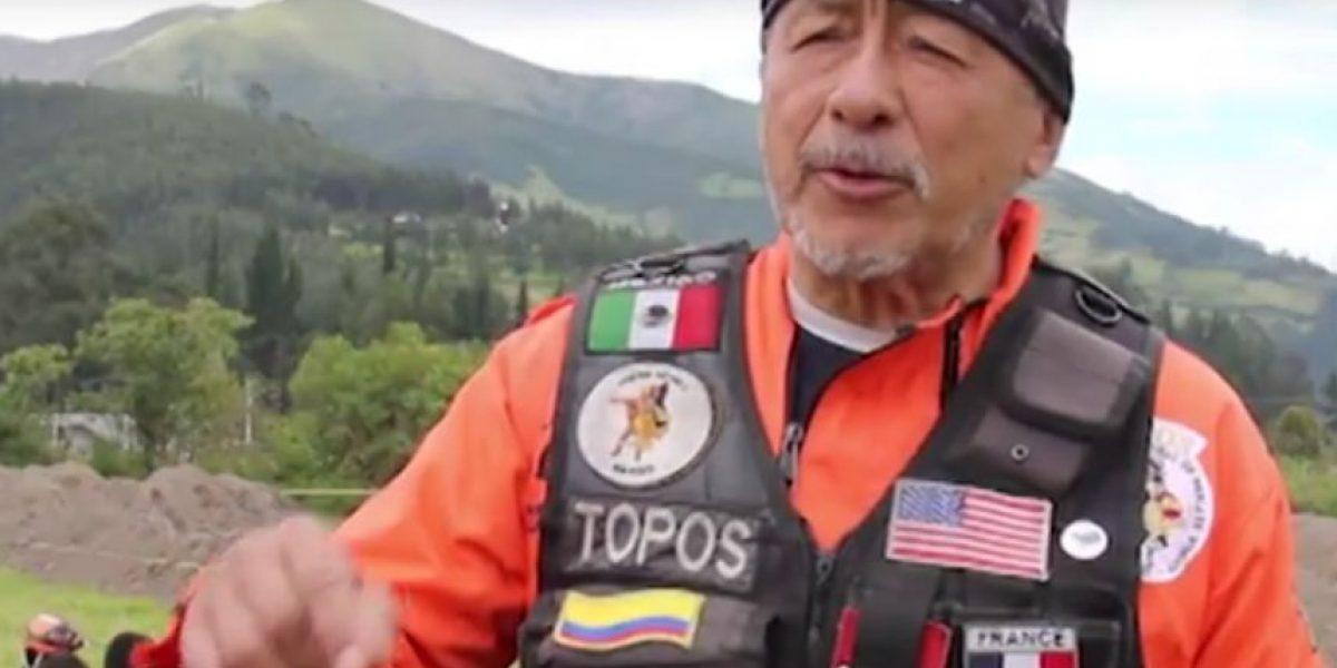 """Videos. Conoce la labor en el mundo de """"los topos azteca"""", a quienes no dejan entrar en El Cambray"""