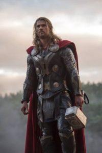"Chris Hemsworth le da vida al semidios ""Tho"" Foto:vía facebook.com/Thor"