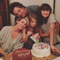 Pero en la comodidad de su hogar, Ruffalo es un padre que disfruta pasar tiempo con sus hijas y esposa Foto:vía instagram.com/markruffalo