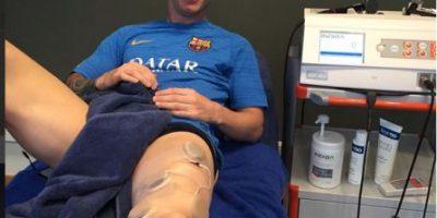Messi desmiente que se haya burlado de la derrota de Argentina