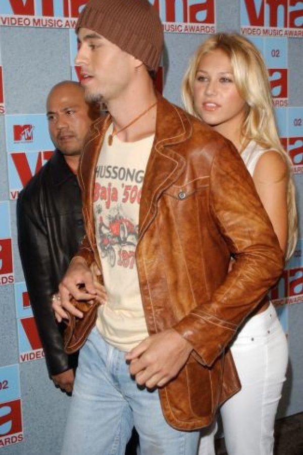 Ya que su relación con Anna Kournikova aún es estable. Foto:Getty Images