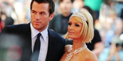 La pareja celebró su amor en el baño de un yate, durante el Festival de Cine de Cannes Foto:Getty Images