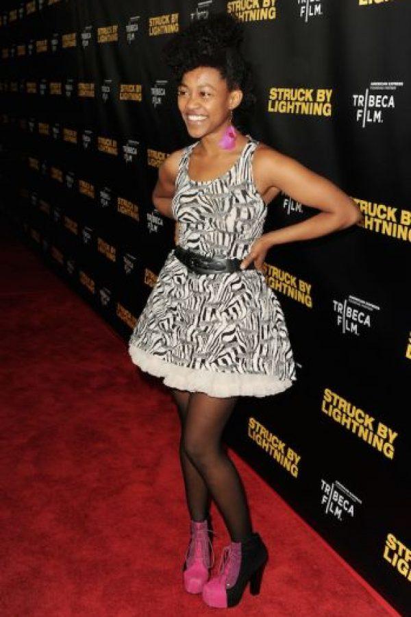 """La actriz de """"Django Unchained"""" causó gran polémica por tener relaciones en un coche afuera de los estudios de CBS Foto:Getty Images"""