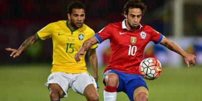 La Roja comenzó con un gran resultado la clasificatoria para Rusia 2018. Foto:AFP