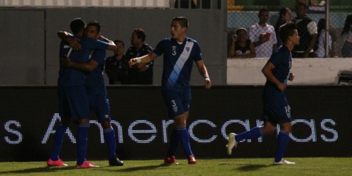 VIDEO. Guatemala logra un empate en el amistoso contra Honduras