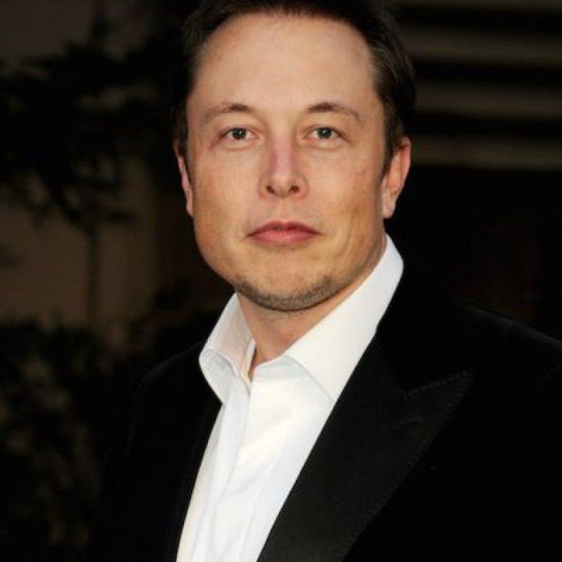Desarrollador del pago seguro Paypal y los coches eléctricos Tesla (además de querer colonizar Marte) Foto:Getty Images