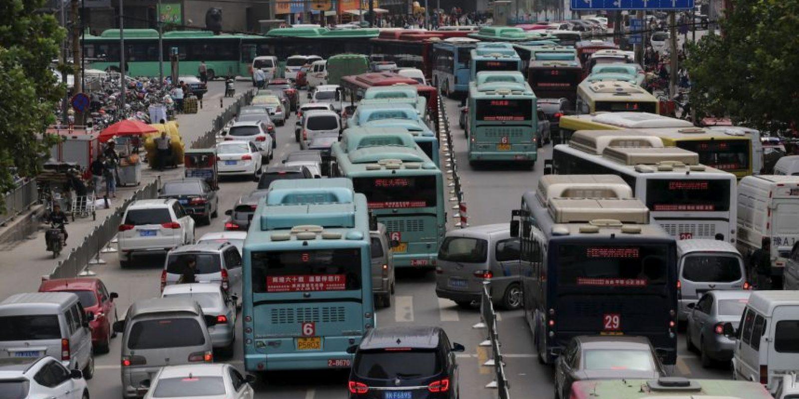 Cerca de 750 millones de personas decidieron movilizarse. Foto:Getty Images
