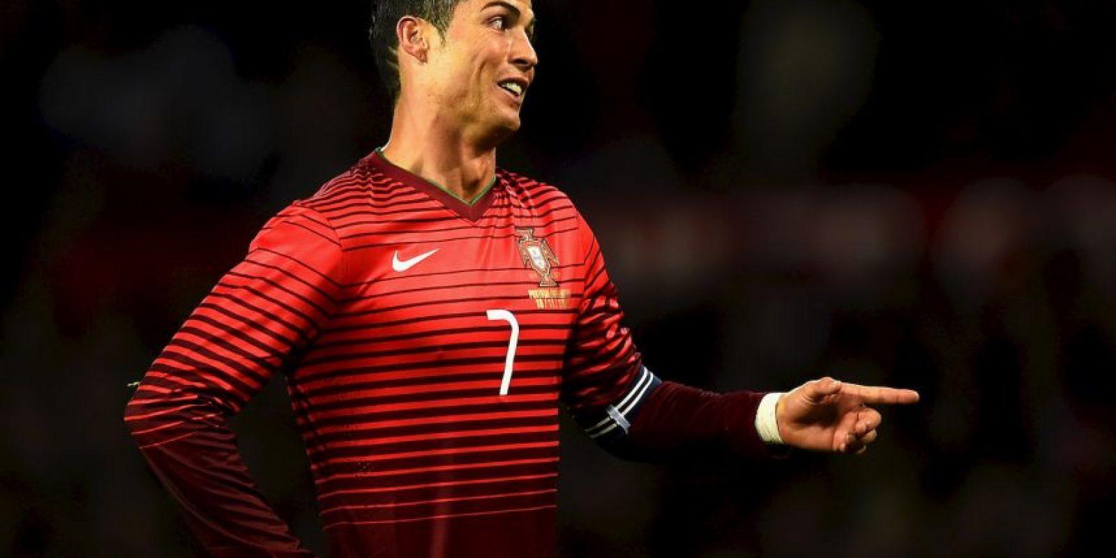 Eso sí. El jugador del Real Madrid es el máximo goleador en la historia de su selección. Foto:Getty Images