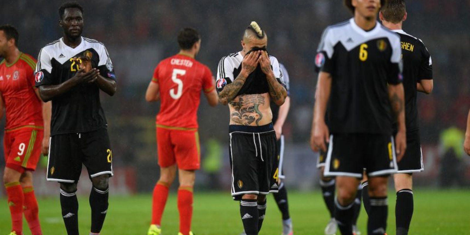 """Es el mismo caso de los """"Red Devils"""" que con una victoria estarán en la Eurocopa ya sea como primero o segundo lugar del grupo B. Foto:Getty Images"""