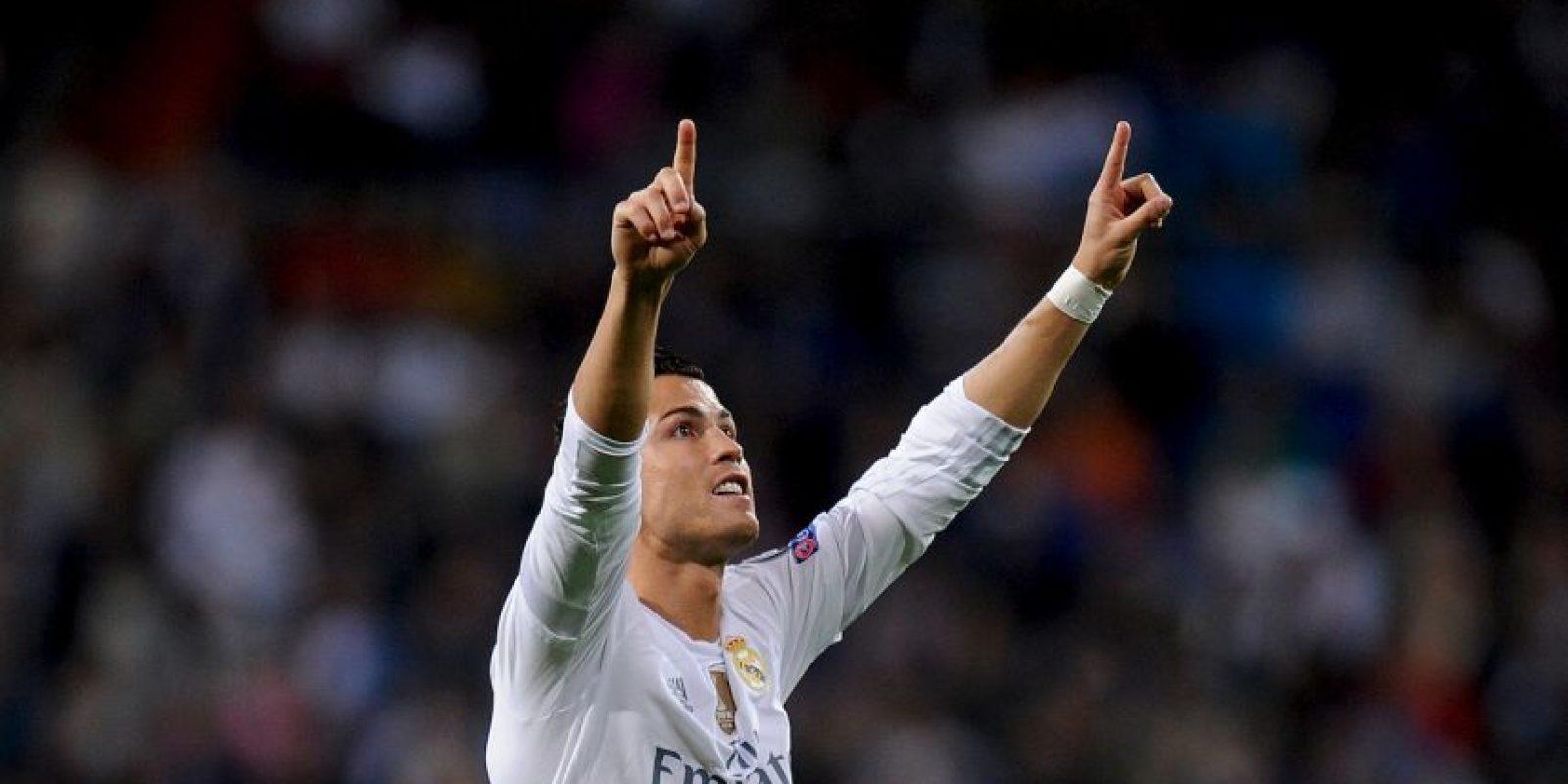 El portugués lleva 323 goles con el club merengue y su promedio es de más de un tanto por partido (1.05). Foto:Getty Images