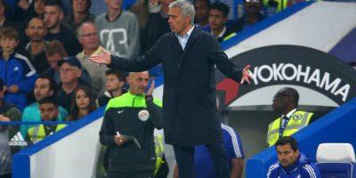 Para deslindarse de Mourinho Foto:Getty Images