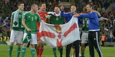 5. Irlanda del Norte Foto:Getty Images