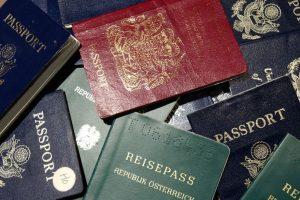 The Queen's Messenger Passport es el pasaporte más extraño o poco común. De hecho se estima que circulan menos de 15 Foto:Getty Images