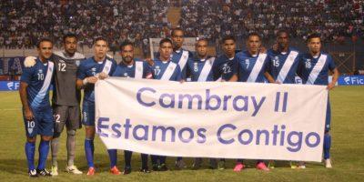 Selección Nacional tendrá una baja sensible ante El Salvador