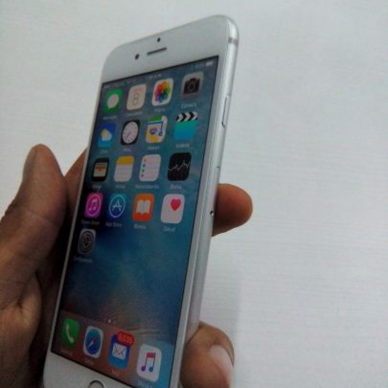 Sistema operativo iOS 9. Foto:Cesar Acosta / Especial