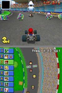 """Mario Kart DS"" para Nintendo DS (2005) Foto:Nintendo"