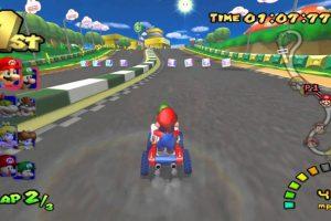 """Mario Kart: Double Dash!!"" para Game Cube (2003) Foto:Nintendo"