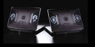 """Dell presentó una edición especial para el juego """"World of Warcraft"""" Foto:Dell"""