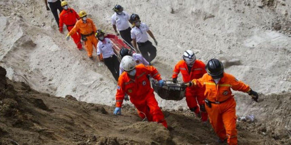 Los rescates por #TragediaElCambray seguirán por dos días más