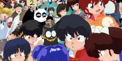 Rumiko Takahashi lo hizo para parodiar los estereotipos de hombre y mujer en la machista sociedad japonesa. Foto:vía Studio Deen