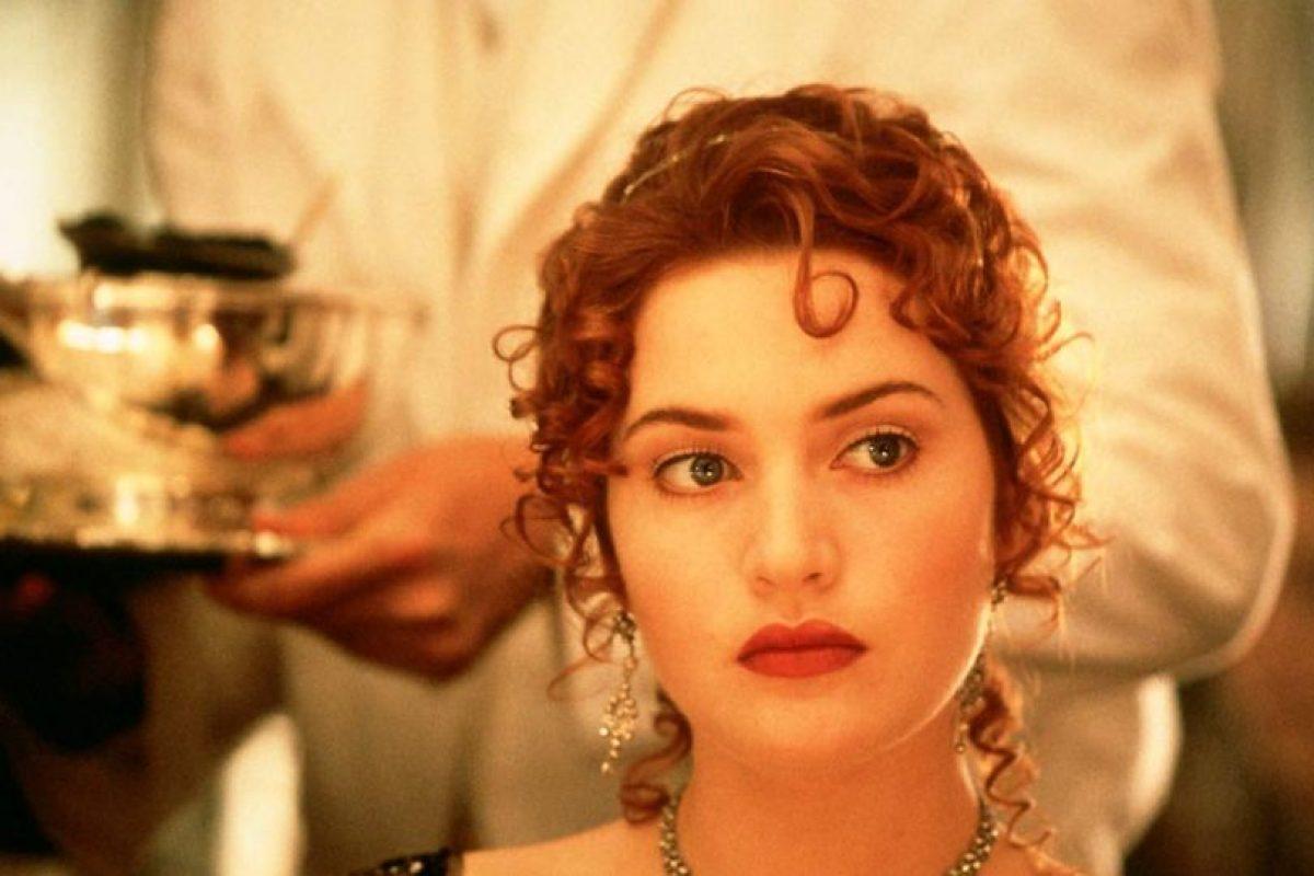 """Y en """"Titanic"""". Llegó a hablar de las presiones que exigía la industria por sus curvas. Foto:vía FOX"""