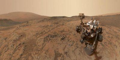 """La misión Curiosity de la NASA ayudó a confirmar que en el """"Planeta rojo"""" existieron lagos. Foto:nasa.gov"""