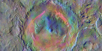 Con la misión también se han descubierto los minerales del planeta. Foto:nasa.gov