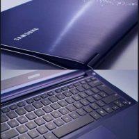 Series 9 edición limitada salió a la venta en 2011 en dos versiones: Monnlight Blue Foto:Samsung