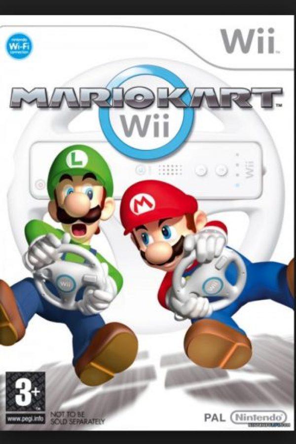 """Mario Kart Wii"" para Nintendo Wii (2008) Foto:Nintendo"