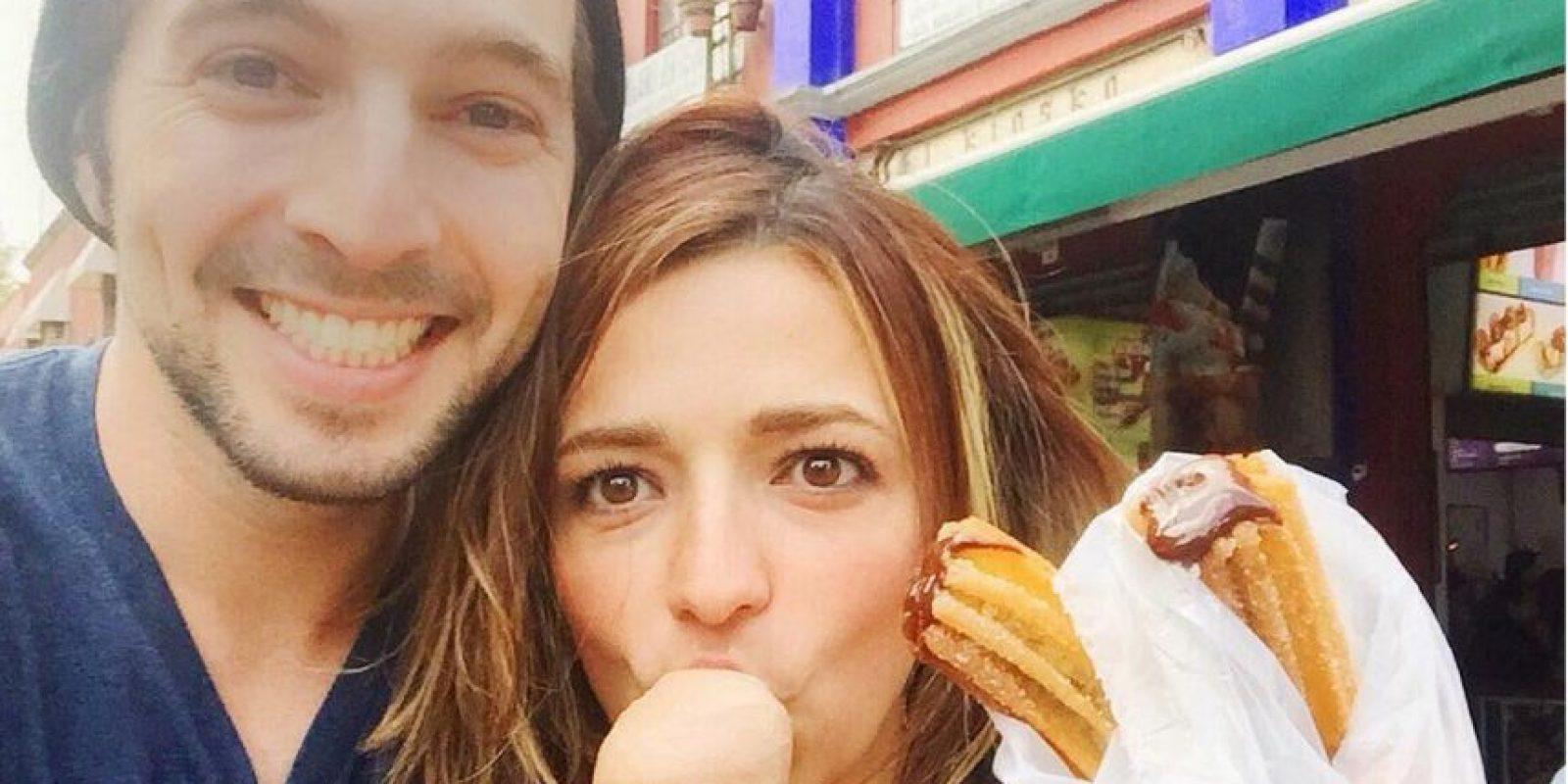 Diversas publicaciones de farándula señalan que Aguirre tiene novia Foto:Vía instagram.com/robaguire/