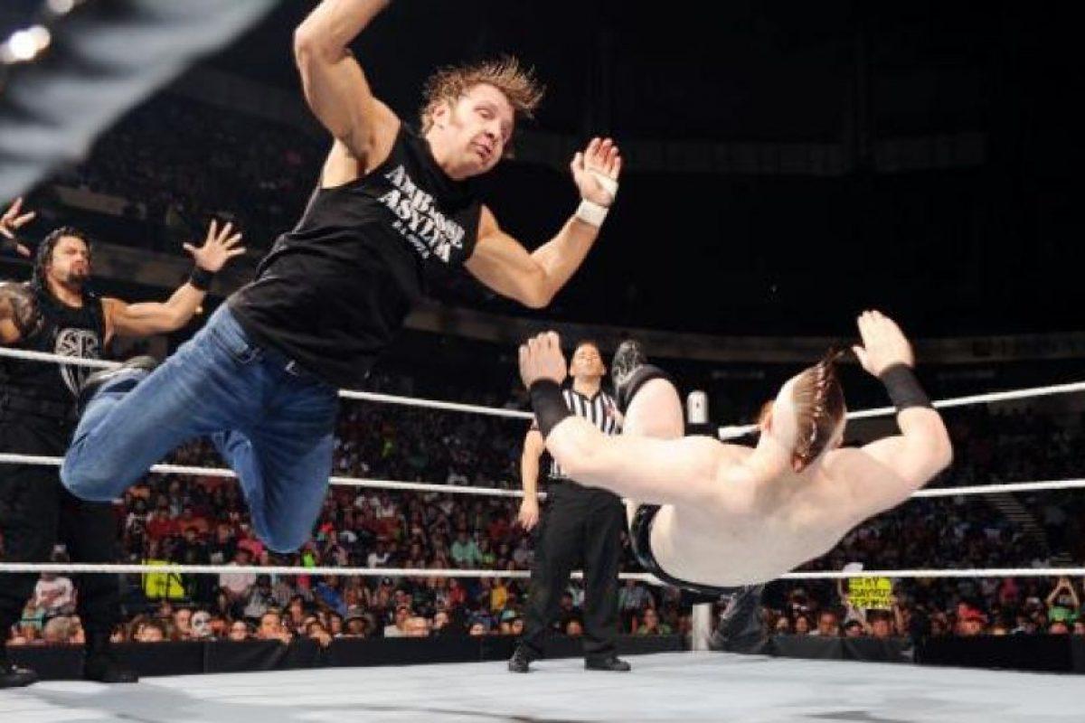 6. Dean Ambrose Foto:WWE