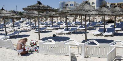 También tuvo algunos de los atentados terroristas más duros de 2015, como el ataque a las playas de Sousse Foto:AP