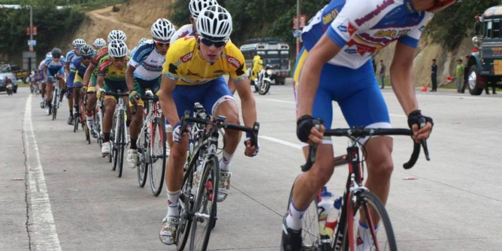 Foto:Facebook Federación Guatemalteca de Ciclismo