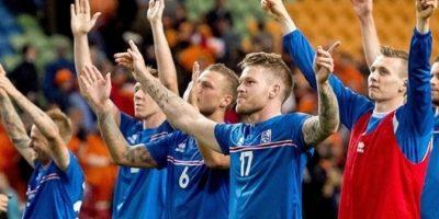 2. Islandia Foto:AFP