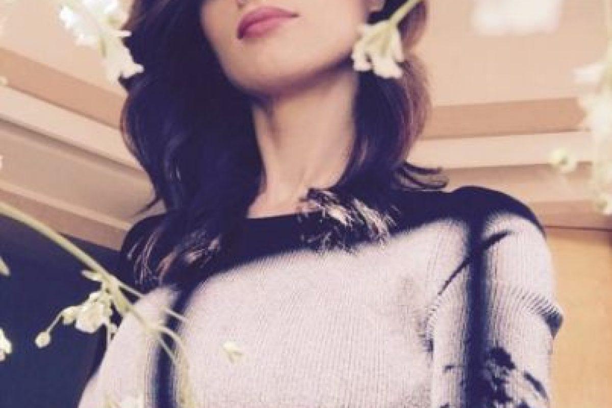 Cathriona White cumplió 28 años el pasado 19 de septiembre Foto:Instagram/littleirishcat