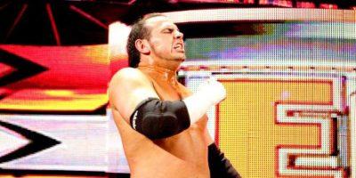 El 4 de octubre pasado se hizo con el título máximo de la TNA Foto:WWE